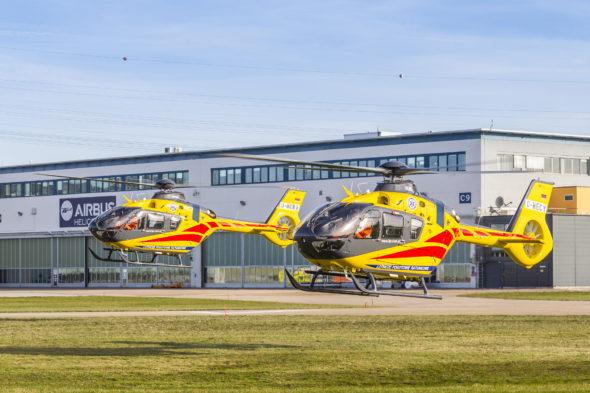 helikoptery airbus