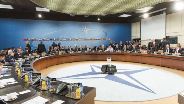 NATO Jens Stoltenberg