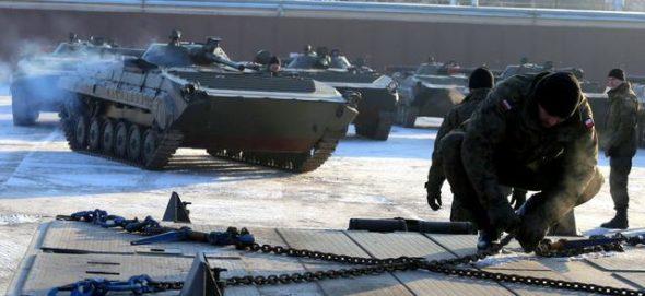 czołgi wojsko