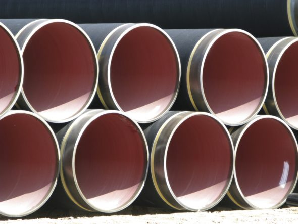Nord Stream, rura