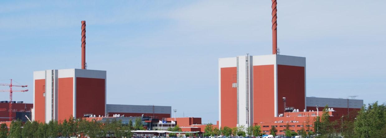 Elektrownia jądrowa Olkiluoto. Fot. Wikimedia Commons