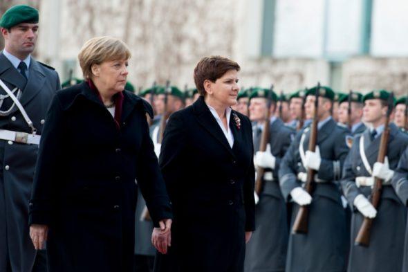 Merkel Szydło