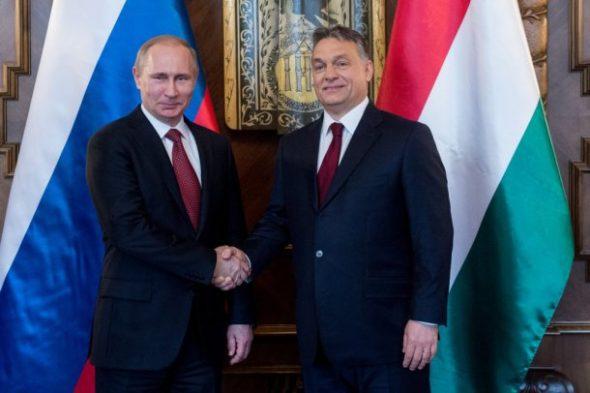 Orban Putin