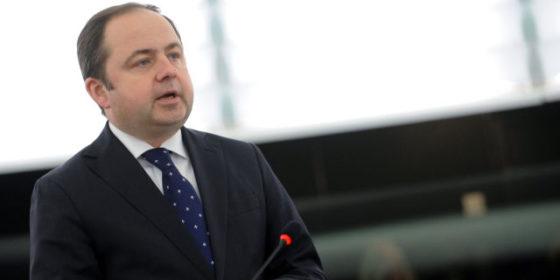 Konrad Szymański. Fot. Parlament Europejski