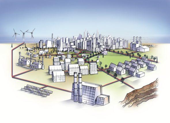 Miasto wizualizacja