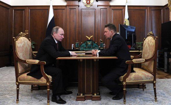 Putin Miller