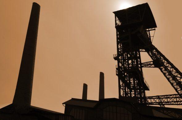 węgięl górnictwo