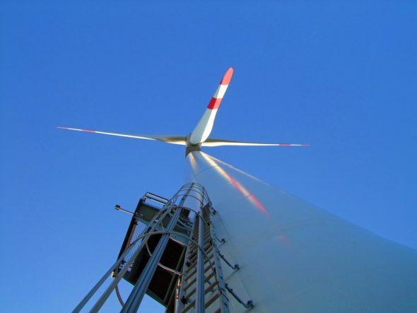 oze energia wiatrowa