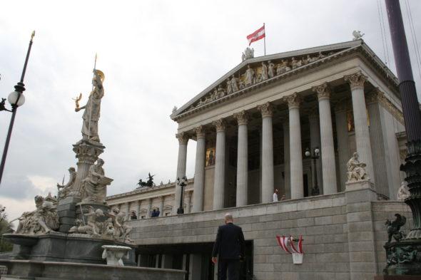 Austria Wiedeń Parlament