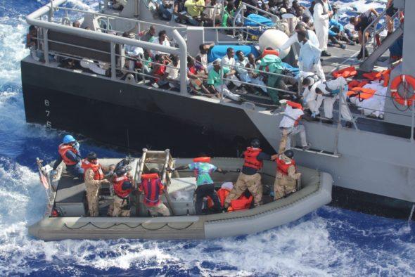 Malta migranci