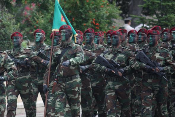 Siły specjalne Azerbejdżan