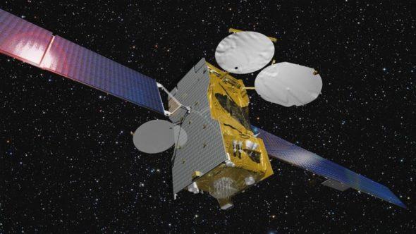 kosmos satelita