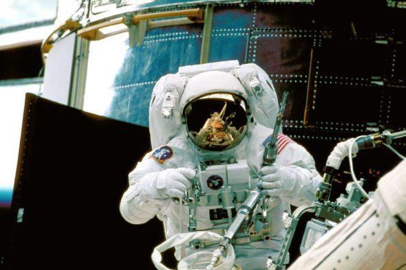 kosmos astronauta