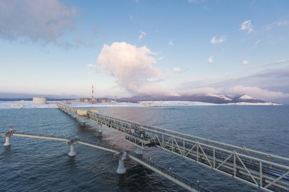 Sachalin LNG