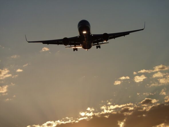 samolot lotnictwo