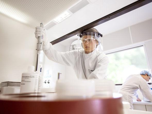 chemia, laboratorium, przemysł