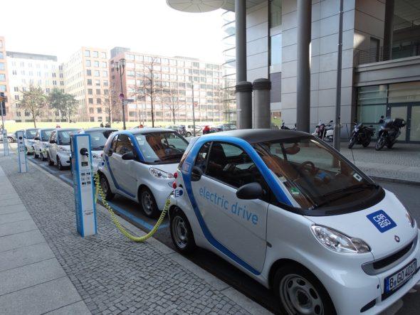 samochód elektryczny elektromobilność