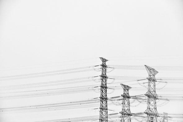 energia elektryczna; linie energetyczne
