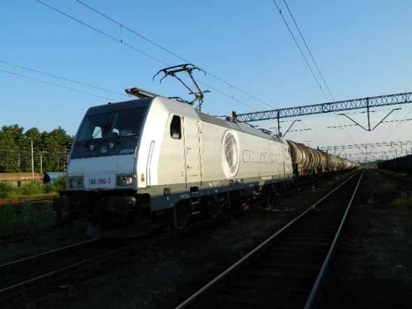 CTL Logistics , kolei,