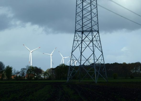 energetyka oze wiatrak energia