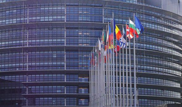 Parlament Europejski UE Unia Europejska PE
