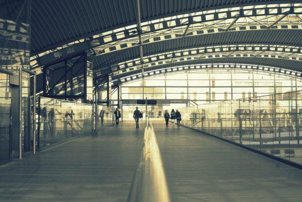 infrastruktura koleje transport