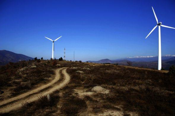 energetyka wiatrowa oze
