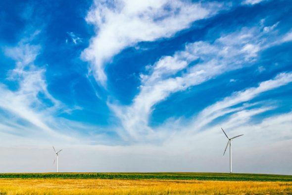 oze energetyka wiatrowa