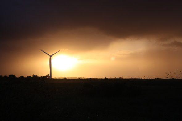 energetyka wiatrak oze