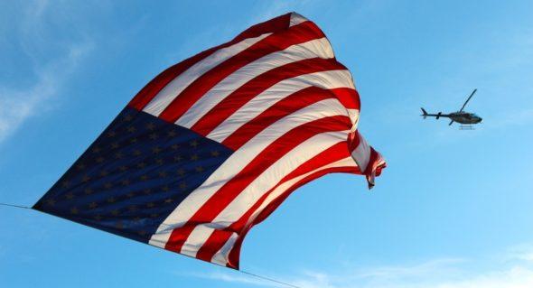 flaga usa nato bezpieczeństwo