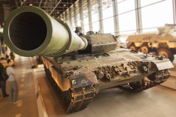 zbrojeniówka czołg