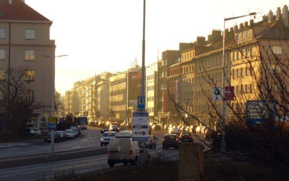 miasto transport korki