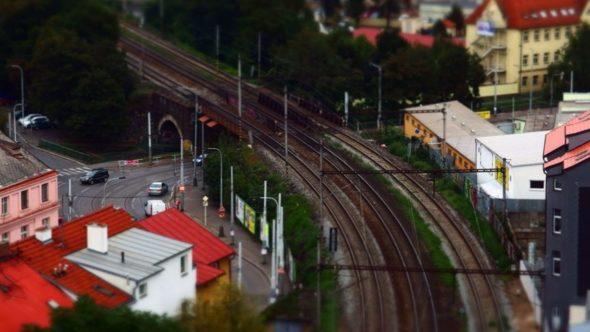 koleje infrastruktura