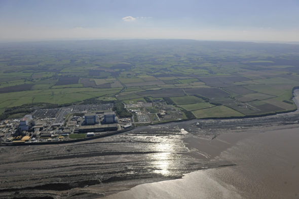 Hinkley Point B / fot. EDF Energy