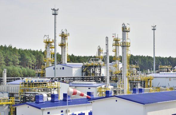 Kopalnia Ropy Naftowej i Gazu Ziemnego Lubiatów PGNiG gaz ropa energetyka