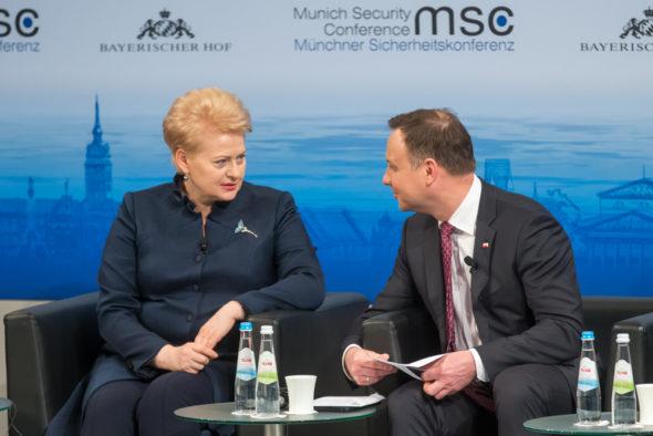 Duda Grybauskaite