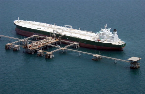 ropa tankowiec