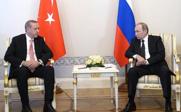 Putin Erdogan Petersburg 2