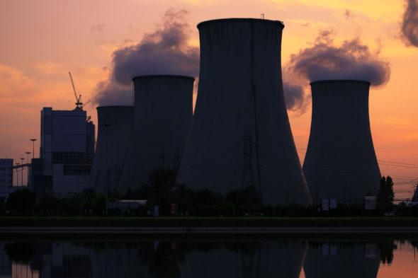 elektrownia energetyka energia