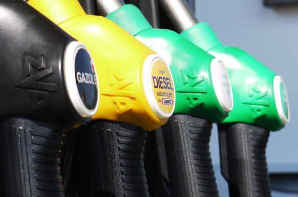 paliwa benzyna