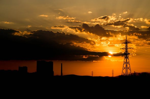 energetyka linie energetyczne