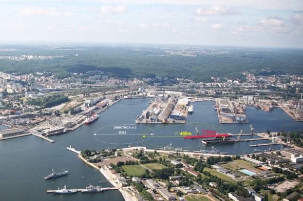 Port Gdynia. Fot. Zarząd Morskiego Portu Gdynia S.A / port.gdynia.pl