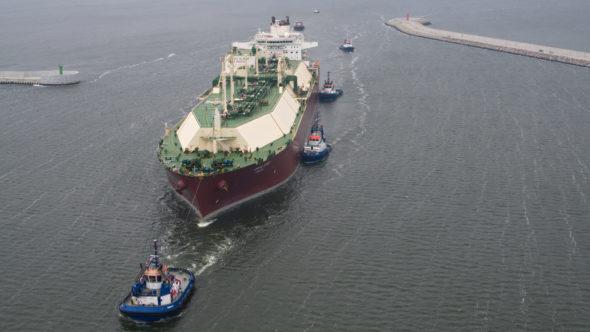 terminal LNG