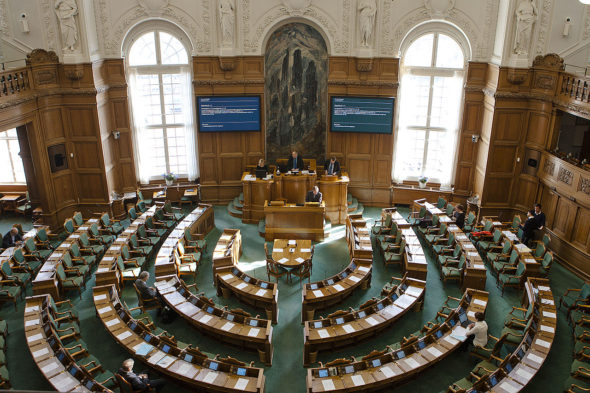 parlament-danii