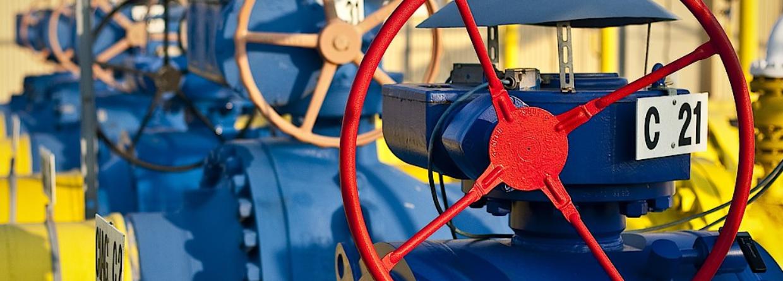 Zawór gazociągu. Fot. Gaz-System