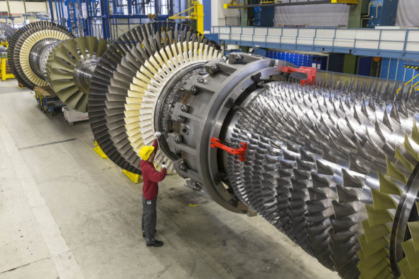 Der Erfolg der SGT-8000H-Gasturbine / The successful SGT-8000H gas turbine