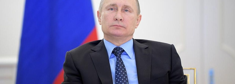Władimir Putin, fot. Kancelaria Prezydenta Federacji Rosyjskiej