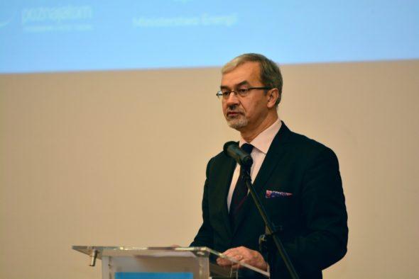 Jerzy Kwieciński / fot. Ministerstwo Energii