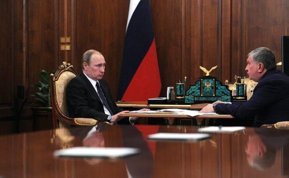 Sieczin Putin