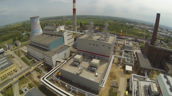 Elektrociepłowna Gorzów należąca do PGE,  fot.: PGE